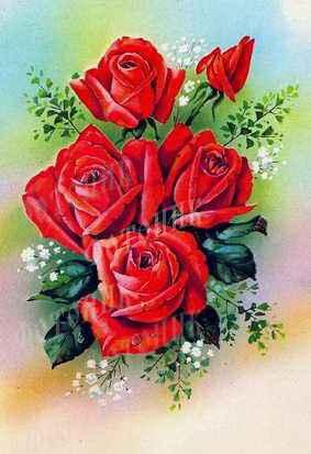 Красивые открытки с цветочками 478